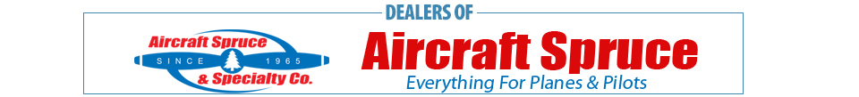 Pilot Supplies and Aircraft Parts from Aircraft Spruce